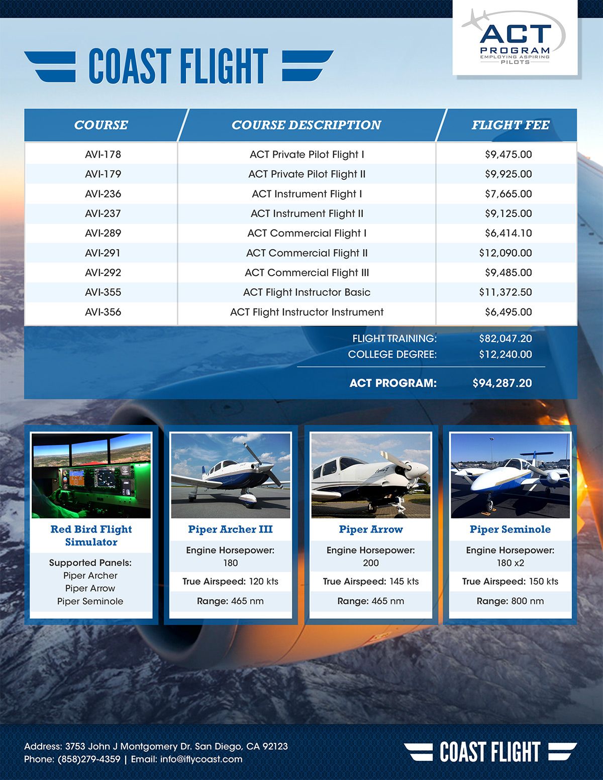 Aviation Courses | How to Become a Commercial Airline Pilot
